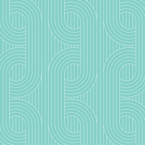 Turquoise Peel and Stick Wallpaper