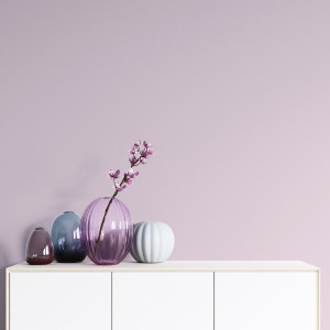 lilac solid color wallpaper in peel and stick