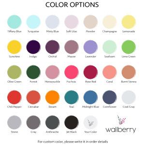 solid color wallpaper options
