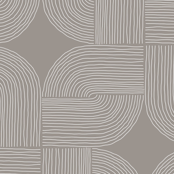 taupe lines wallpaper peel and stick